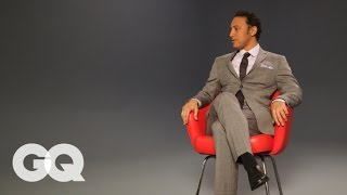 AASIF MANDVI PT 1: Daily Show Comedian Mandvi Can't Live Without Items - GQ 10 Essentials