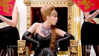 Gambar cover 2NE1  SCREAM (Japanese version) HD