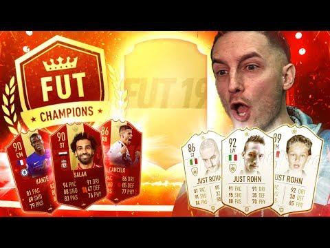 IL PACCO PERFETTO! - FUT CHAMPIONS REWARDS PACK OPENING [FIFA 19]