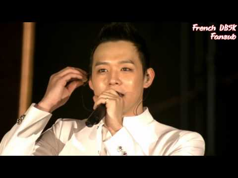 [FDB5KF] JYJ - Concert in Tokyo Dome - Rainy Blue (vostfr)