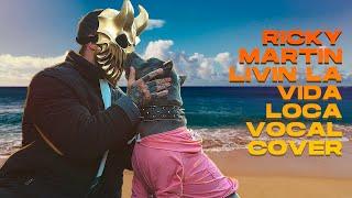 ALEX TERRIBLE  - RICKY MARTIN LIVIN LA VIDA LOCA COVER (RUSSIAN HATE PROJECT)