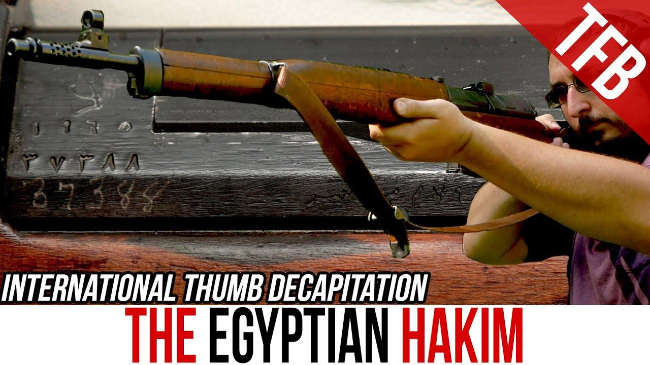 The Egyptian Hakim Rifle