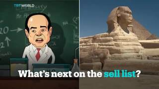 What will Egyptian president El Sisi sell next?