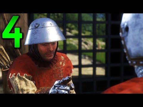 """Kingdom Come: Deliverance - Part 4 - """"LOCK PICK MASTER!!"""""""