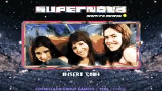 Supernova - Maldito amor (Cosmicolor 8Bit Mix - Videogame)