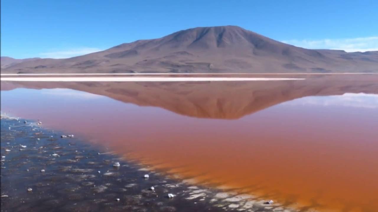 Laguna colorada, Bolivia - YouTube