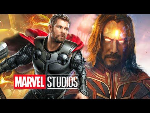 Thor vs Loki Funny Scene - Guardians of The Galaxy 3 News Breakdown