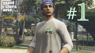 PLAYING GOLF WITH BOBBY CROSBY! | Grand Theft Auto 5 #1