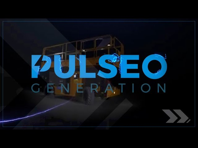 Haulotte - PULSEO scissors HS15 E & HS18 E - EN