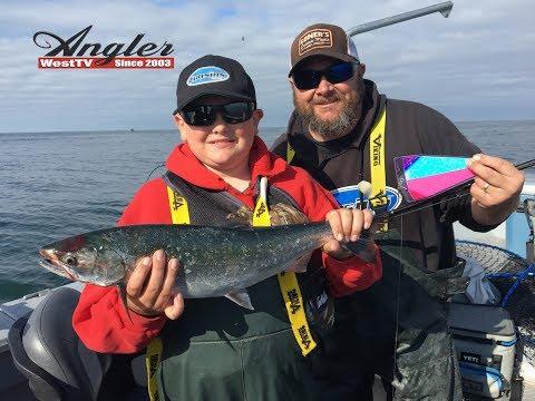 "Oregon Coast ""CR"" Salmon Fishing"