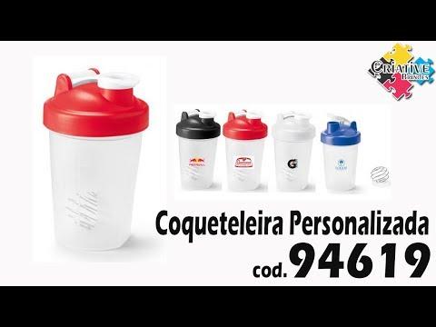 Coqueteleira 550ml 94619 Personalizada - Criative Brindes