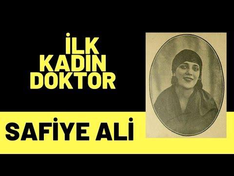 İlk kadın doktor, Safiye Ali, Sağlık Videoları, Serdar Akgün