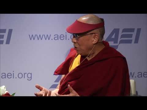 Dalai Lama: We can teach this simple way to self-fulfillment