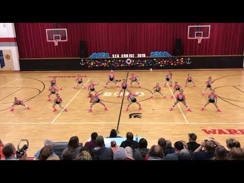"Wee HipHop ""Shake It All About"" @ Spring Show 4/17/18"