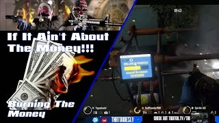 "Payday 2 The Heist | Season 1 | Ep. 3 ""Burning The Money Got Me Sad :'( """