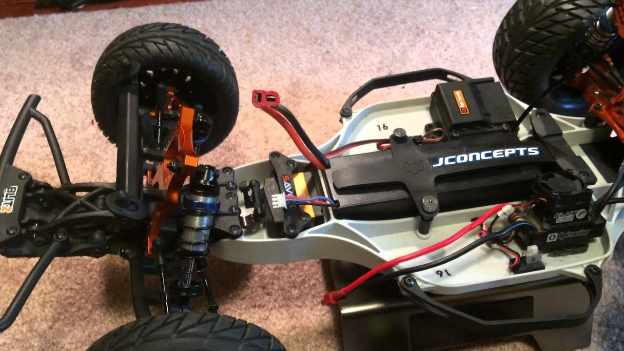HPI Blitz Flux RTR Review and Modifications
