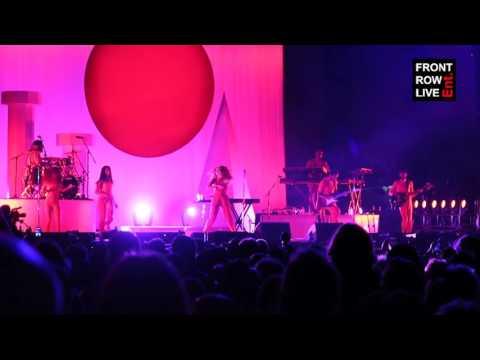 Solange at FYF Fest 2017