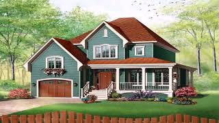 Tiny Victorian Cottage House Plans - Gif Maker  Daddygif.com  See Description
