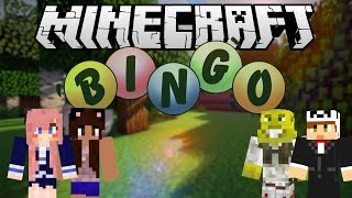 Girls vs Boys | Minecraft Bingo!