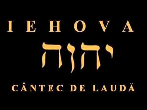 Cantec de lauda - Stai langa Iehova
