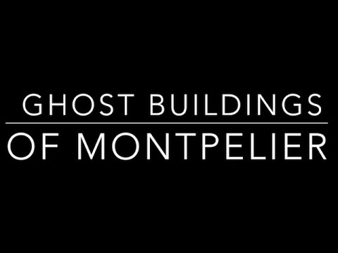 Ghost Buildings of Montpelier (Indiana)