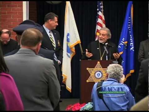 Middlesex Sheriff Koutoujian Oath of Office Ceremony