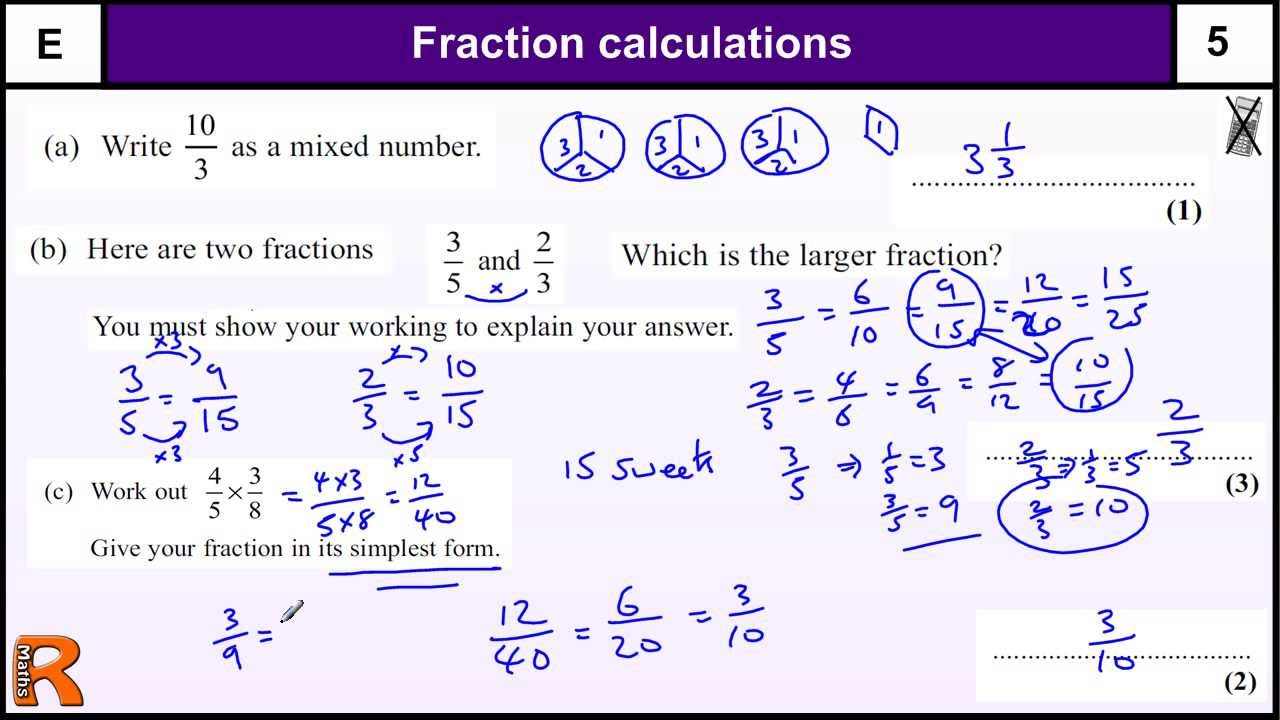 Need help with gcse maths question?