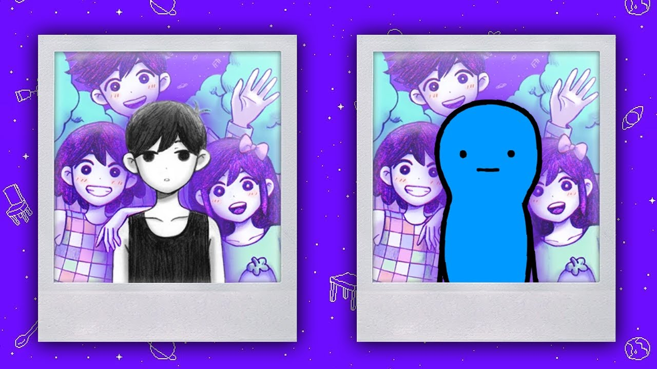 Download omori but im in the game (SPOILERS)