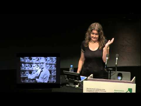 altc 2014: Audrey Watters - Ed-Tech, Frankenstein's Monster, and Teacher Machines (703)