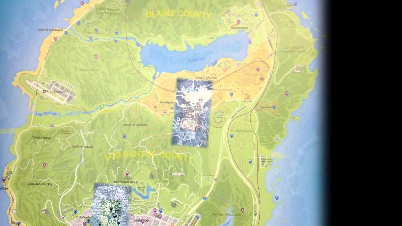 Ghost Recon: Wildlands — GRW\'s Map Size Comparison