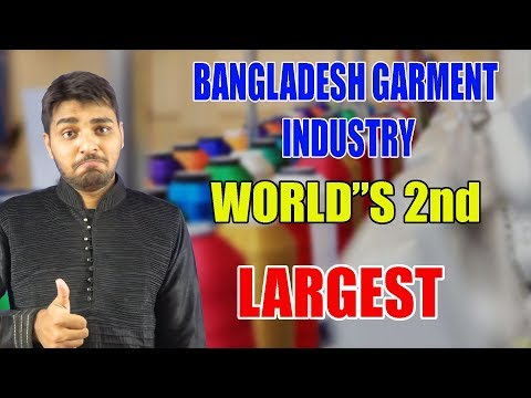"Bangladesh's Garment Industry Booming (2 Largest in World)| ""SHONAR BANGLA"" Ep04 {English Subtitles}"