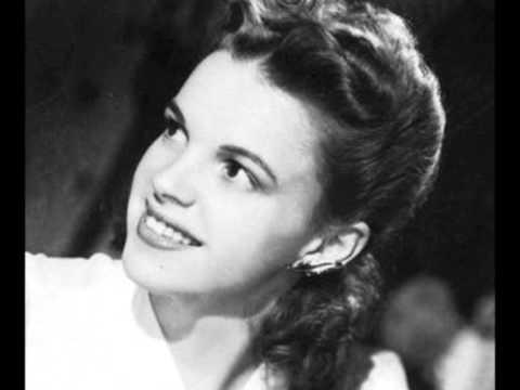 Judy Garland...