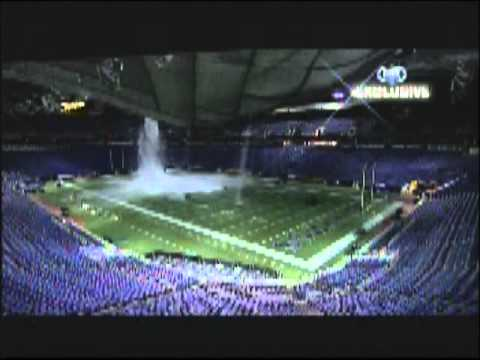 Metrodome Roof Collapses Youtube