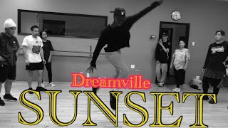 """SUNSET"" - Dreamville 