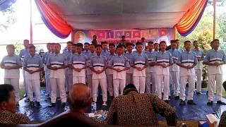 Himne Swadhipa yg di nyanyikan oleh Group paduan suara Smk Swadhipa 2 Natar