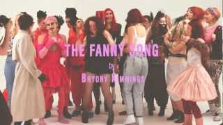 The Fanny Song by Bryony Kimmings and Friends