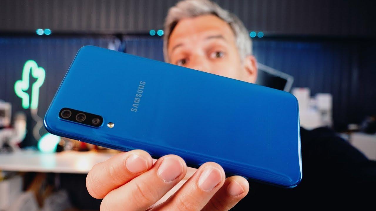 Samsung Galaxy A50 (test) - Vaut-il ses 349€ ?