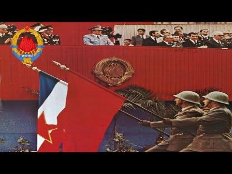 Yugoslav Armed Forces Medley (Instrumental)