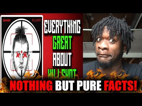 MGK Didnt Stand A Chance!  Everything GREAT About Eminems KILLSHOT REACTION!