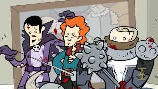 Acquisitions Incorporated - PAX Prime 2015 Animated Intro thumbnail