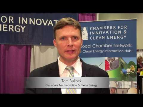 ACCE 2017 Exhibitor Chambers For Innovation & Clean Energy