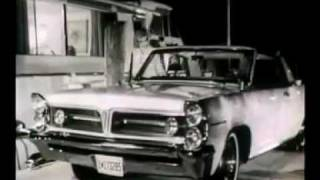 1963 Pontiac Grand Prix Commercial - Antonio Carlos Jobim Music