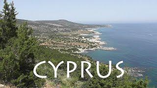 Cyprus - mediterranean island country [HD]