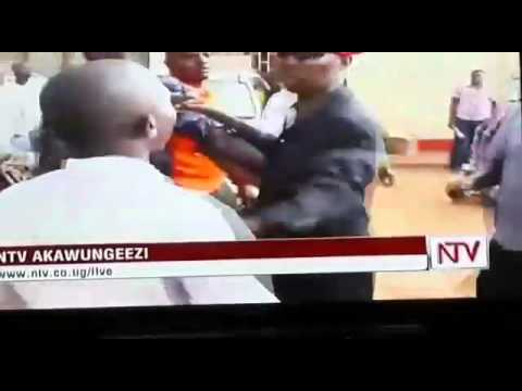 Opposition Defiance #Uganda continued - copyright NTV