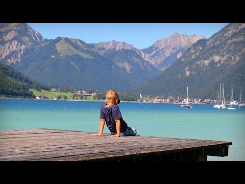 4 DAY: Поездка на безумно красивое озеро Ахензее в Австрии! Achensee Austria Österreich!