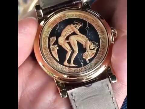 El mejor reloj que veras hoy ( Andersen Geneve )