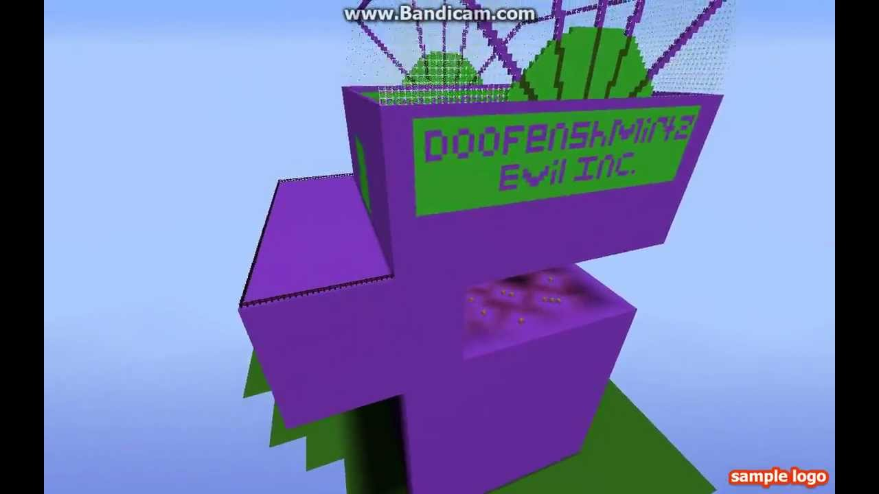 Phineas And Ferb Dr Doofenshmirtz Building Doofenshmirtz Evil Inc  in