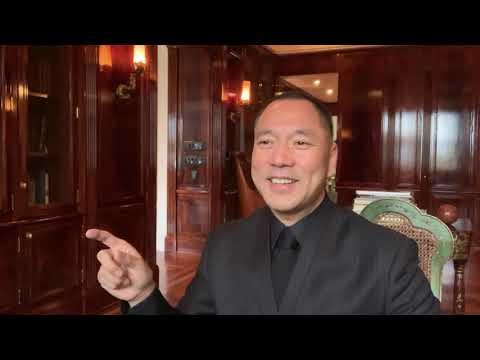 郭文贵谈中美两国夫妻关系及刘特佐是否会被孟建柱做掉 共产党在香港所谓的商政双轨制的控制手段