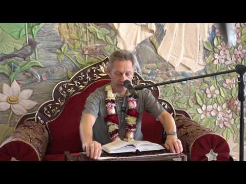 Шримад Бхагаватам 10.60.44-45 - Враджендра Кумар прабху