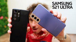 Nunca pensé necesitar CINCO cámaras | Samsung S21 Ultra Review 😱